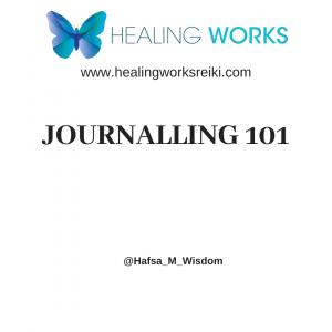 Journalling 101
